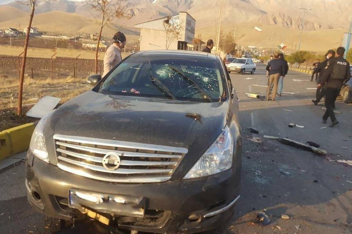 Иранского физика-ядерщика Фахризаде убили при помощи роботизированного пулемета - СМИ