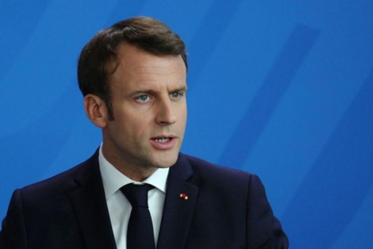 Emmanuel Makron, Fransa Prezidenti