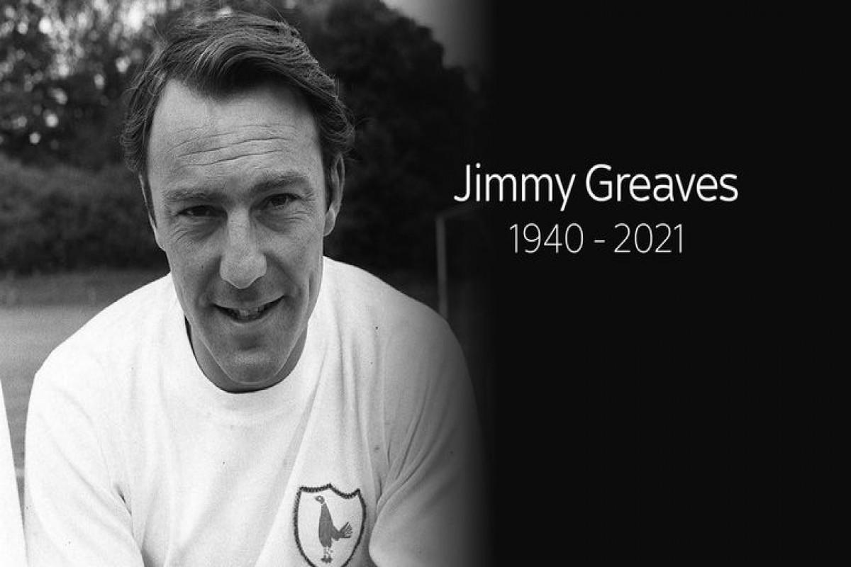 Former England, Tottenham and Chelsea striker dies aged 81