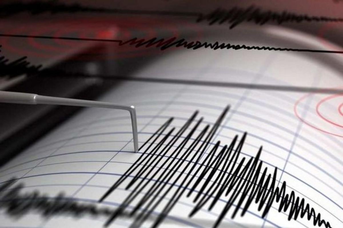 В Дманисском районе Грузии произошло очередное землетрясение
