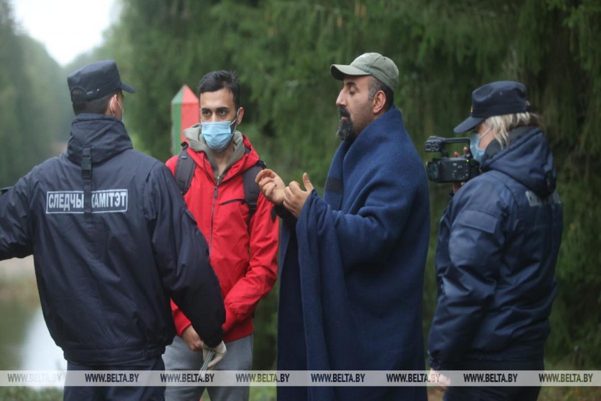 На белорусско-польской границе обнаружили тело гражданки Ирака