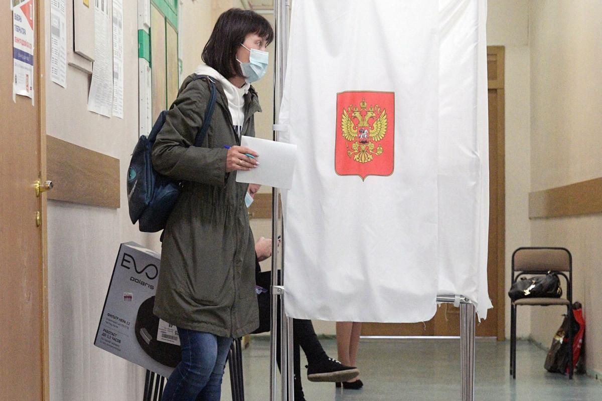 В России завершились выборы