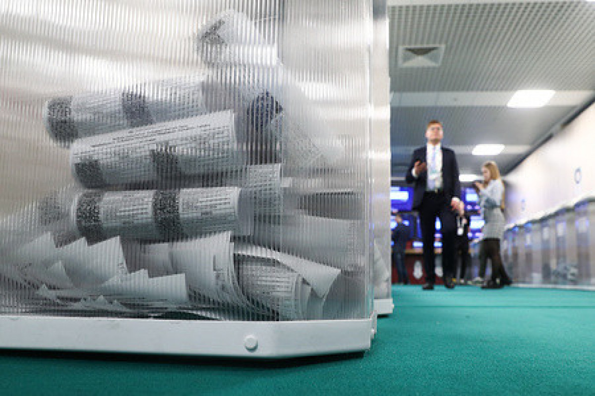 Voting in parliamentary elections closes in Russia
