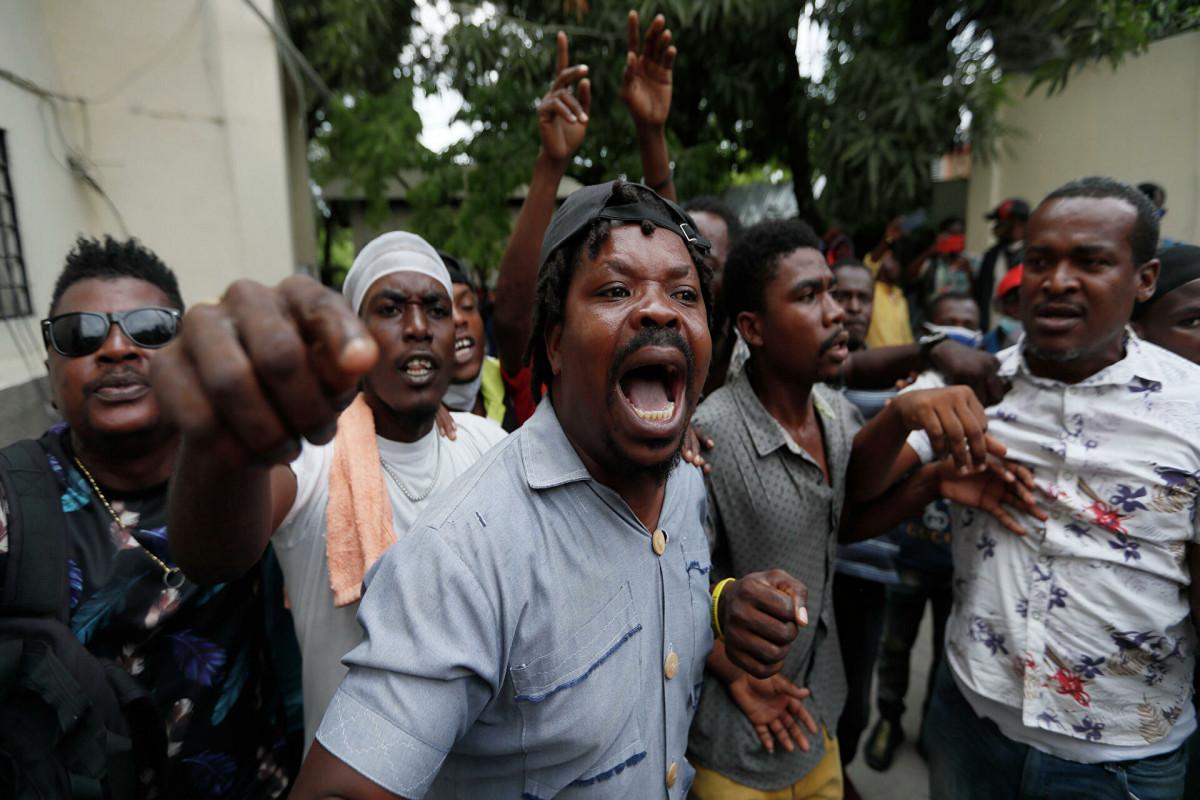 В Гаити призвали США ввести мораторий на депортацию мигрантов