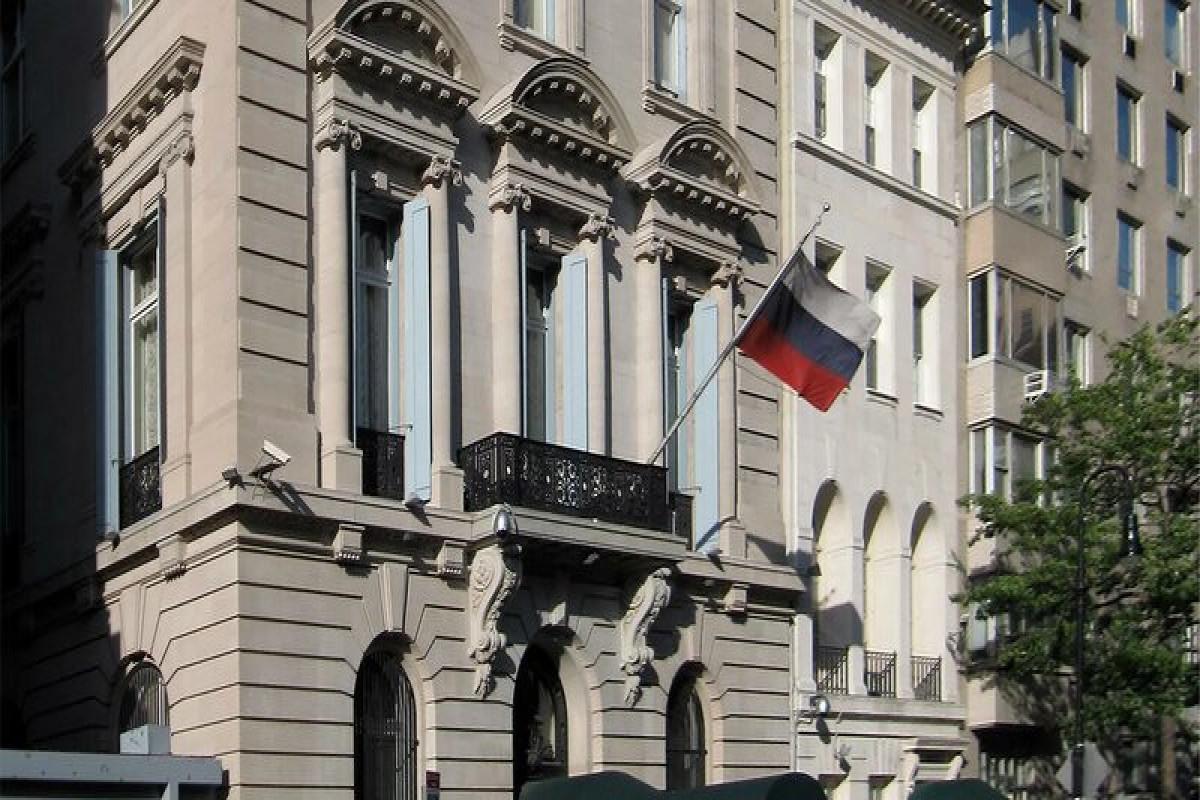 Полиция Нью-Йорка не обеспечила безопасность избирательного участка России