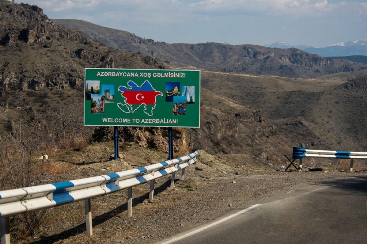 Азербайджанская сторона вернула Армении двух гражданских лиц