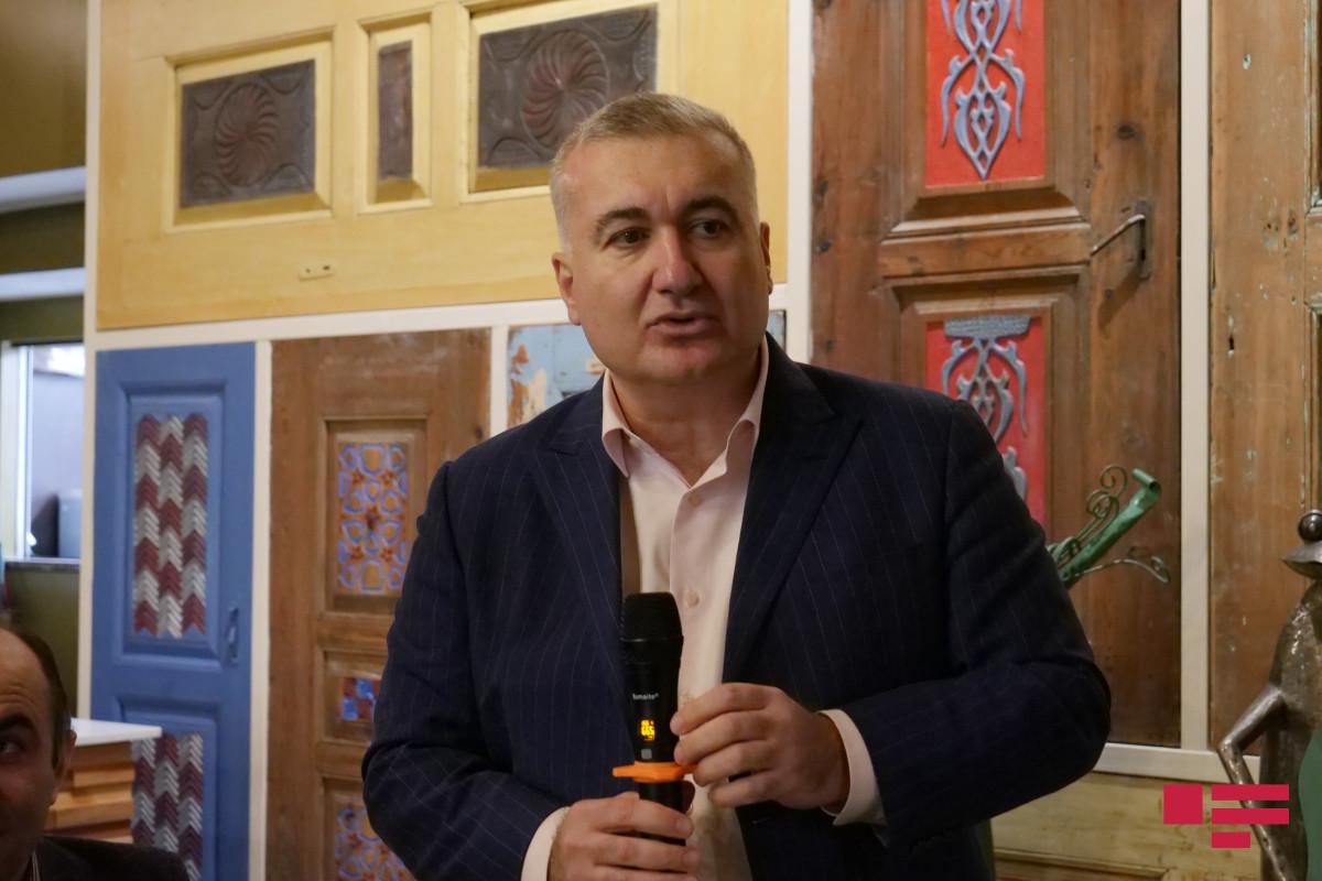 """Elin Süleymanov: """"Azad olunmuş torpaqlarda Britaniya investisiyalarının artmasını istərdik"""" - <span class=""""red_color"""">MÜSAHİBƏ"""