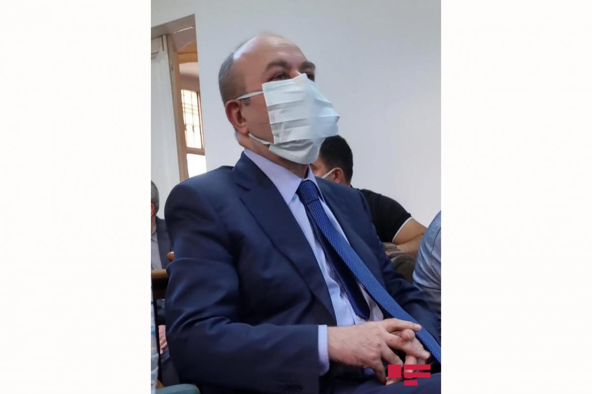 Проходит очередной судебный процесс по уголовному делу Эльдара Гасанова
