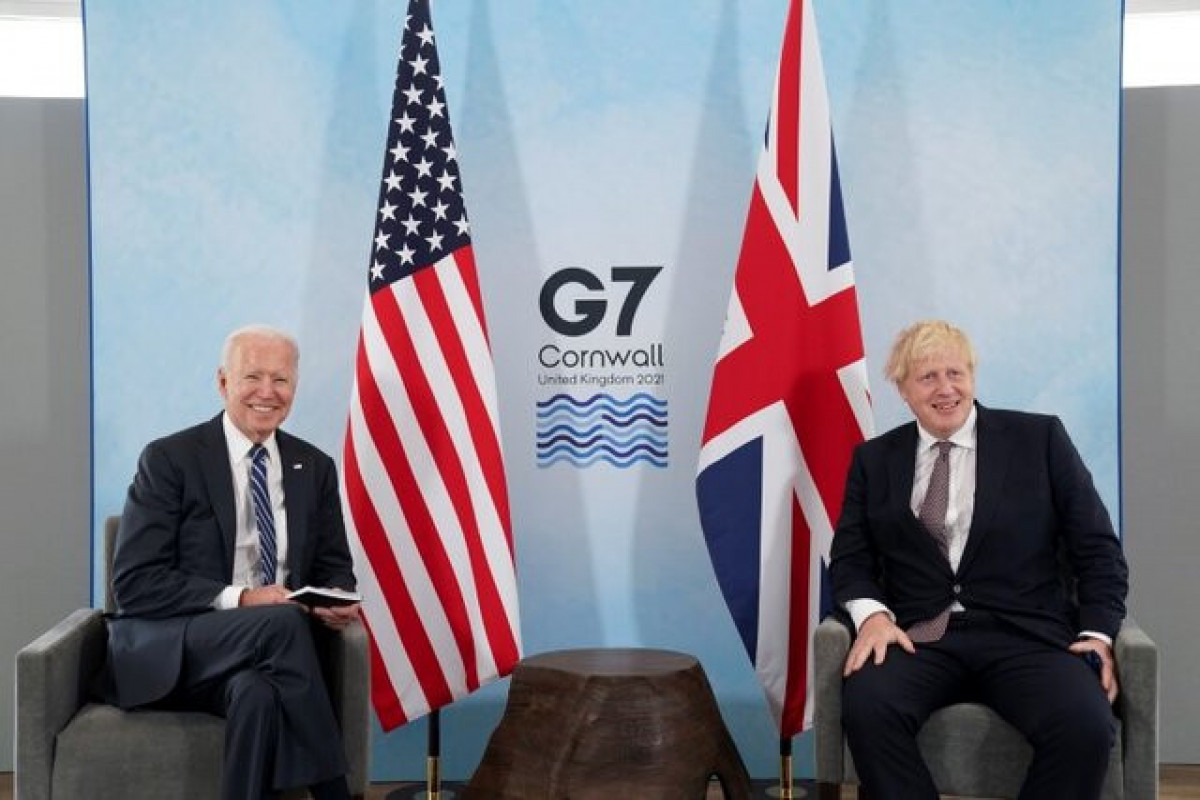 UK PM Johnson to push Joe Biden to lift COVID-19 travel ban with US