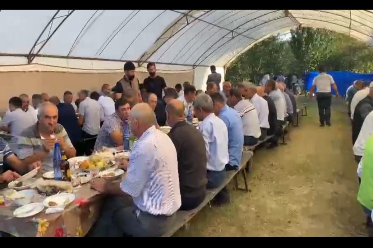 Qəbələdə karantin qaydalarını pozan toy təşkilatçıları cərimələnib