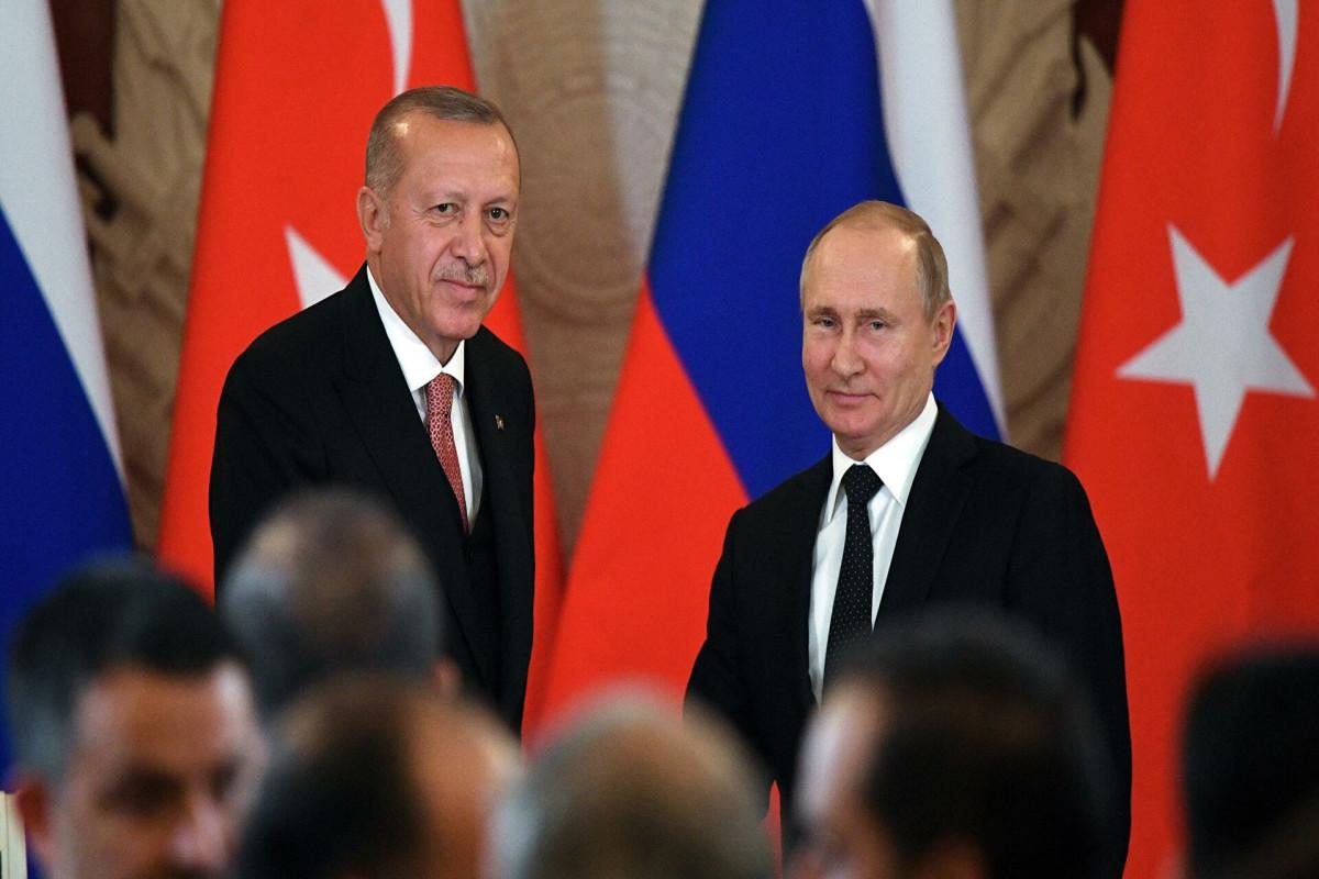 Кремль: Готовится визит Эрдогана в Россию