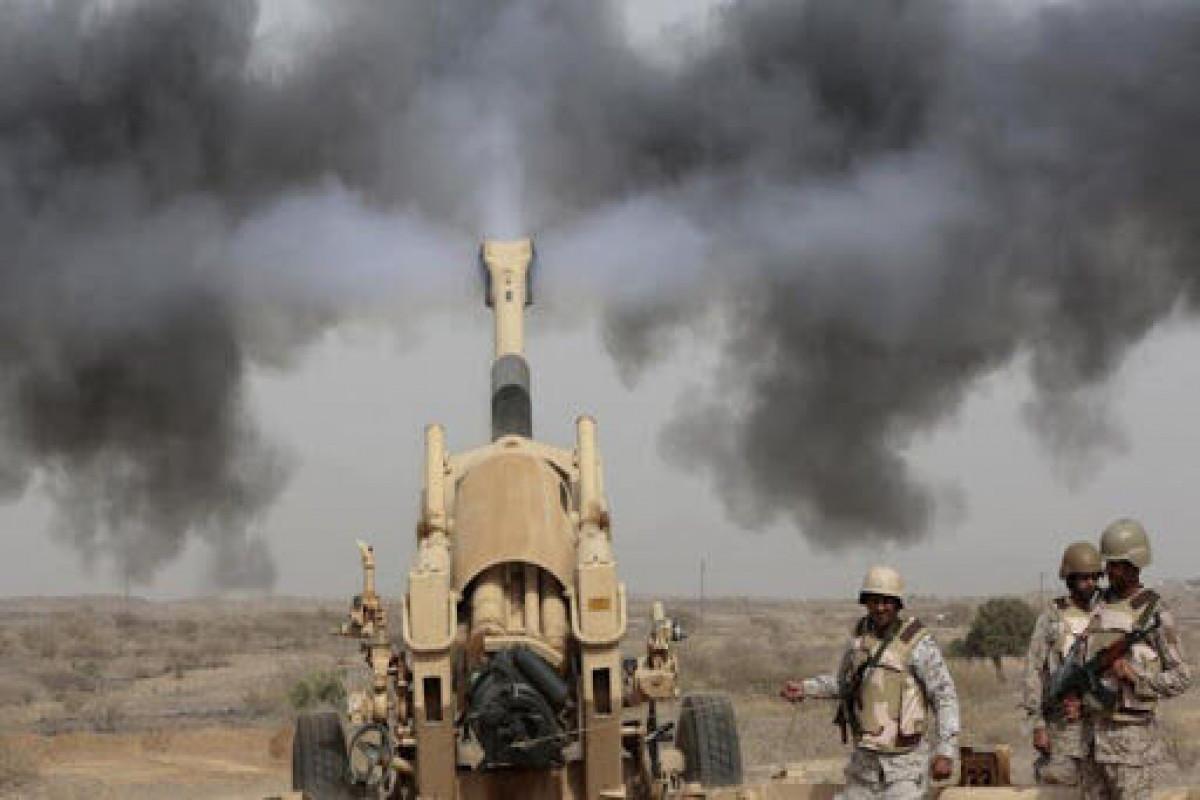 SEPAH İraqda terrorçuların 4 qərargahını bombalayıb