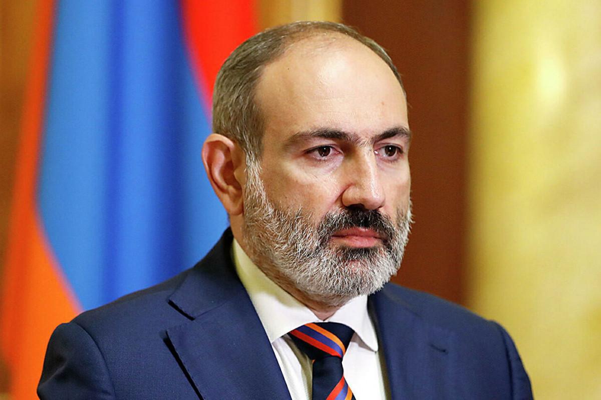 """Paşinyan: """"Ermənistan regional kommunikasiyaların açılmasında son dərəcə maraqlıdır"""""""