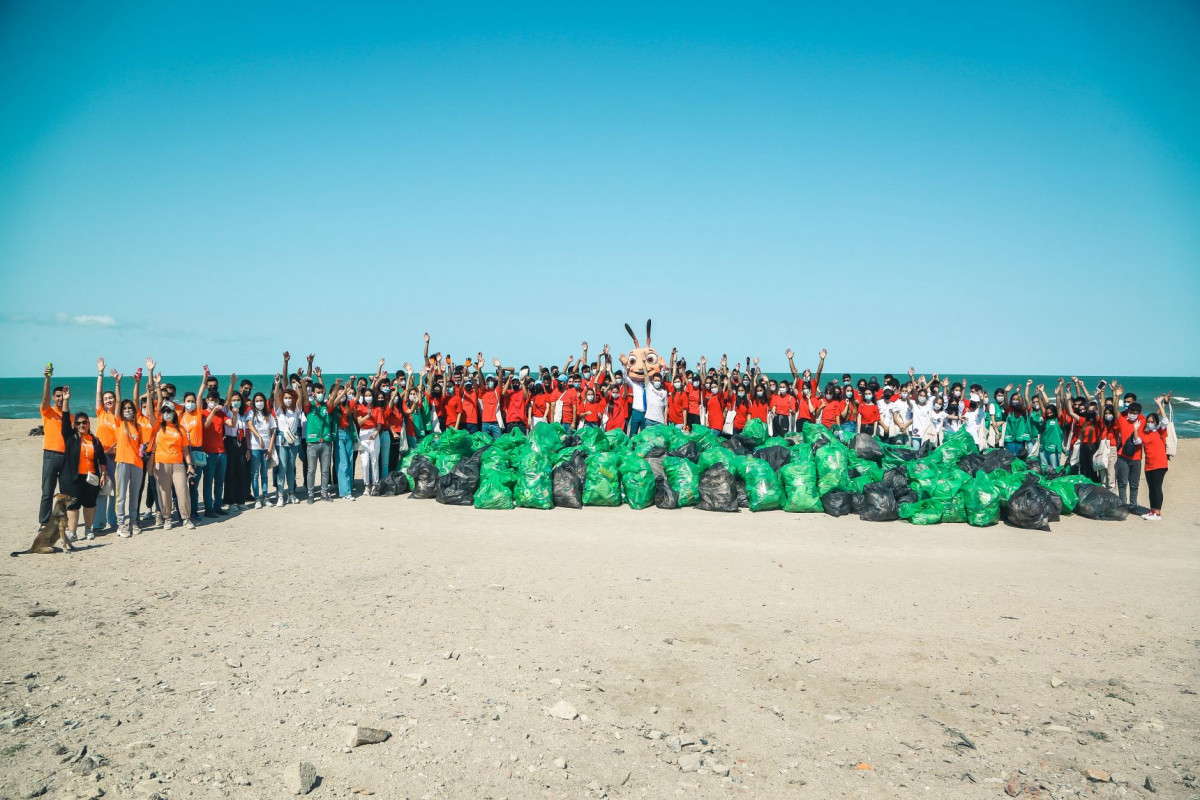 Bakcell joins large-scale environmental campaign-PHOTO