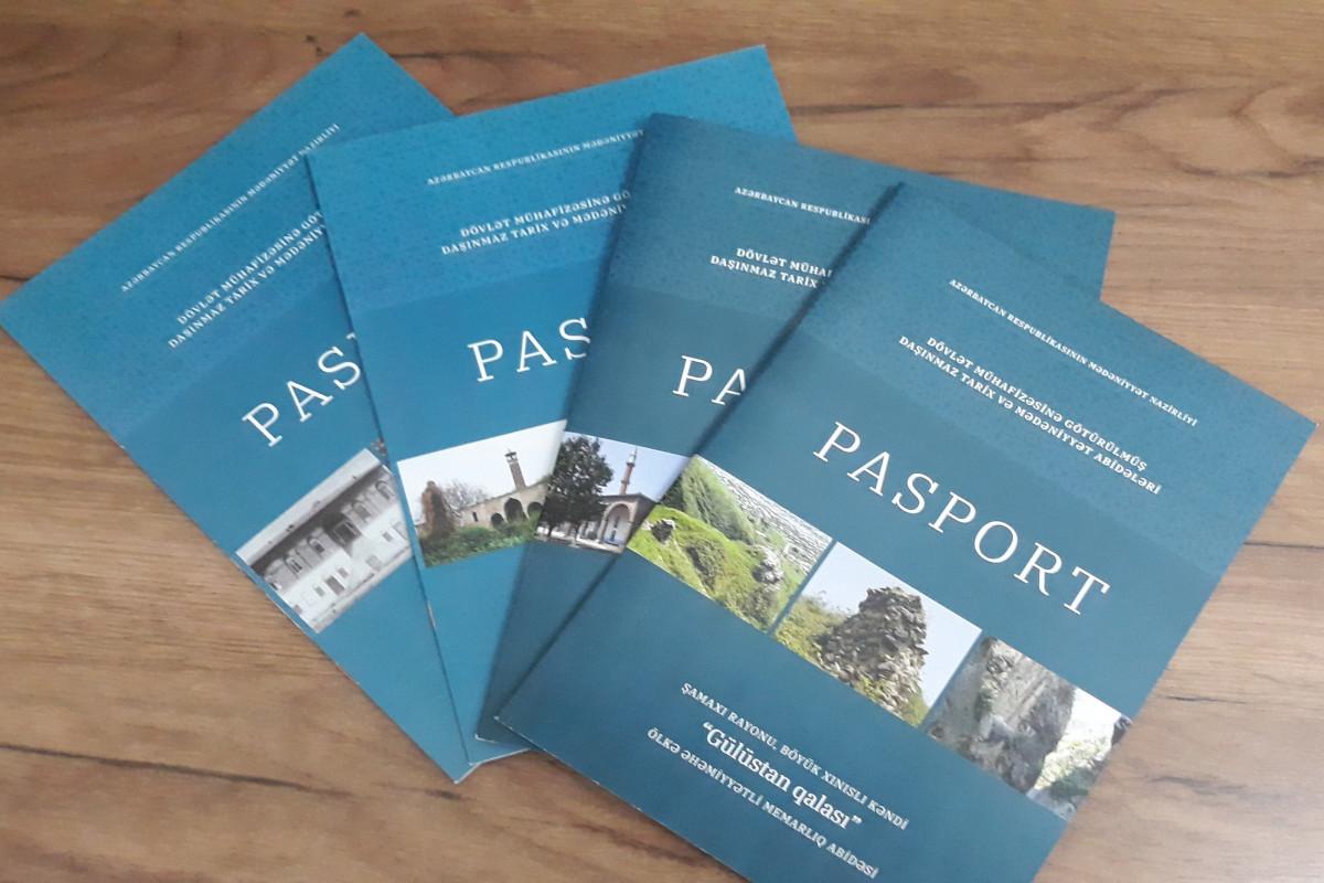 В этом году подготовлены и утверждены паспорта 110 историко-культурных памятников