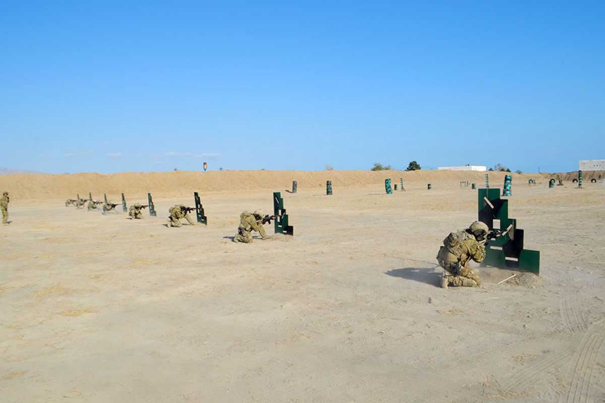 """Distinguished Visitors Day was held during the """"Three Brothers - 2021"""" international exercises"""