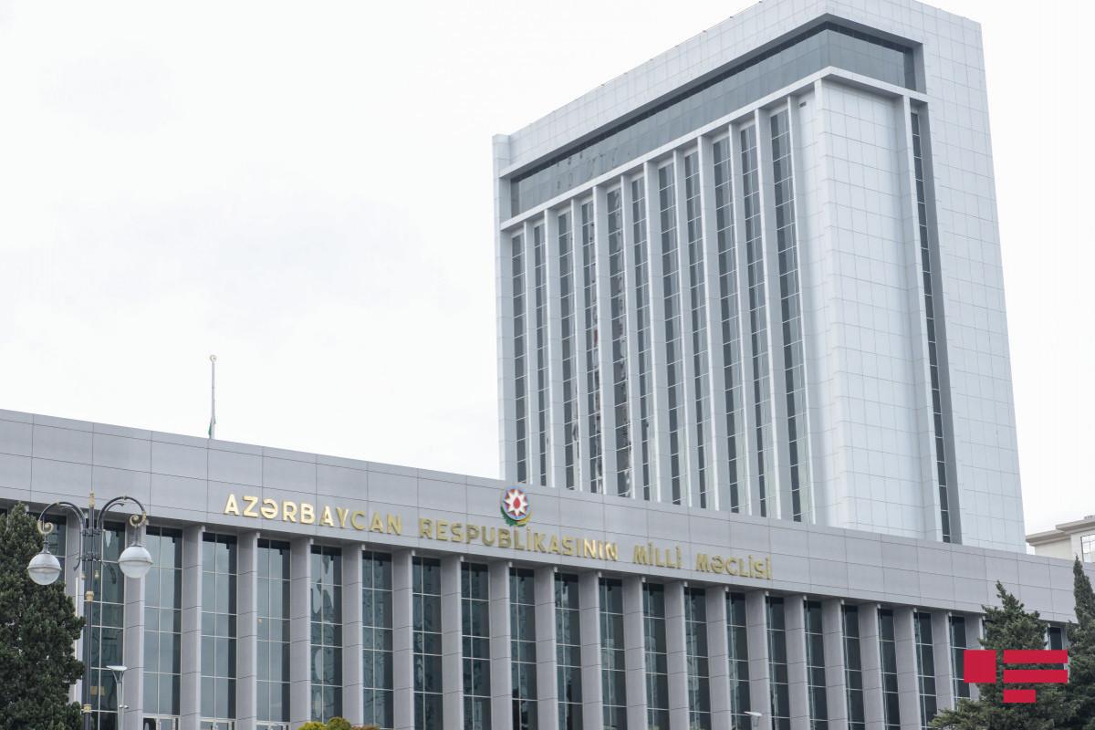 Azerbaijani Parliament to be establish commission on to study human rights legislation on the Return to Karabakh