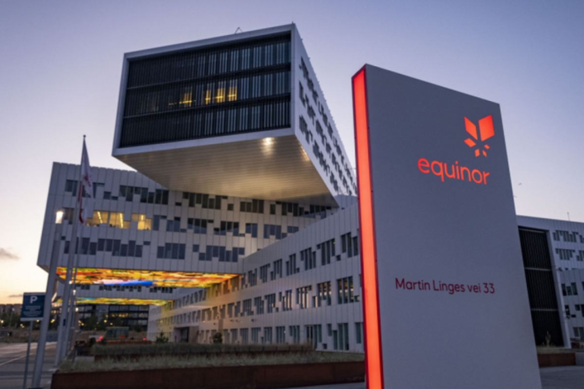 Equinor increases gas exports to supply European market