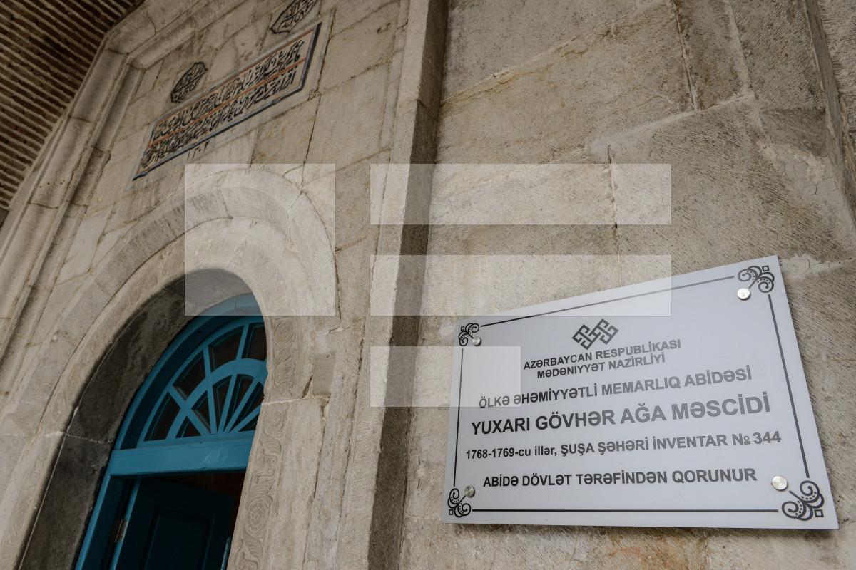İşğaldan azad edilmiş ərazilərdə 15 tarix-memarlıq abidəsi pasportlaşdırılıb