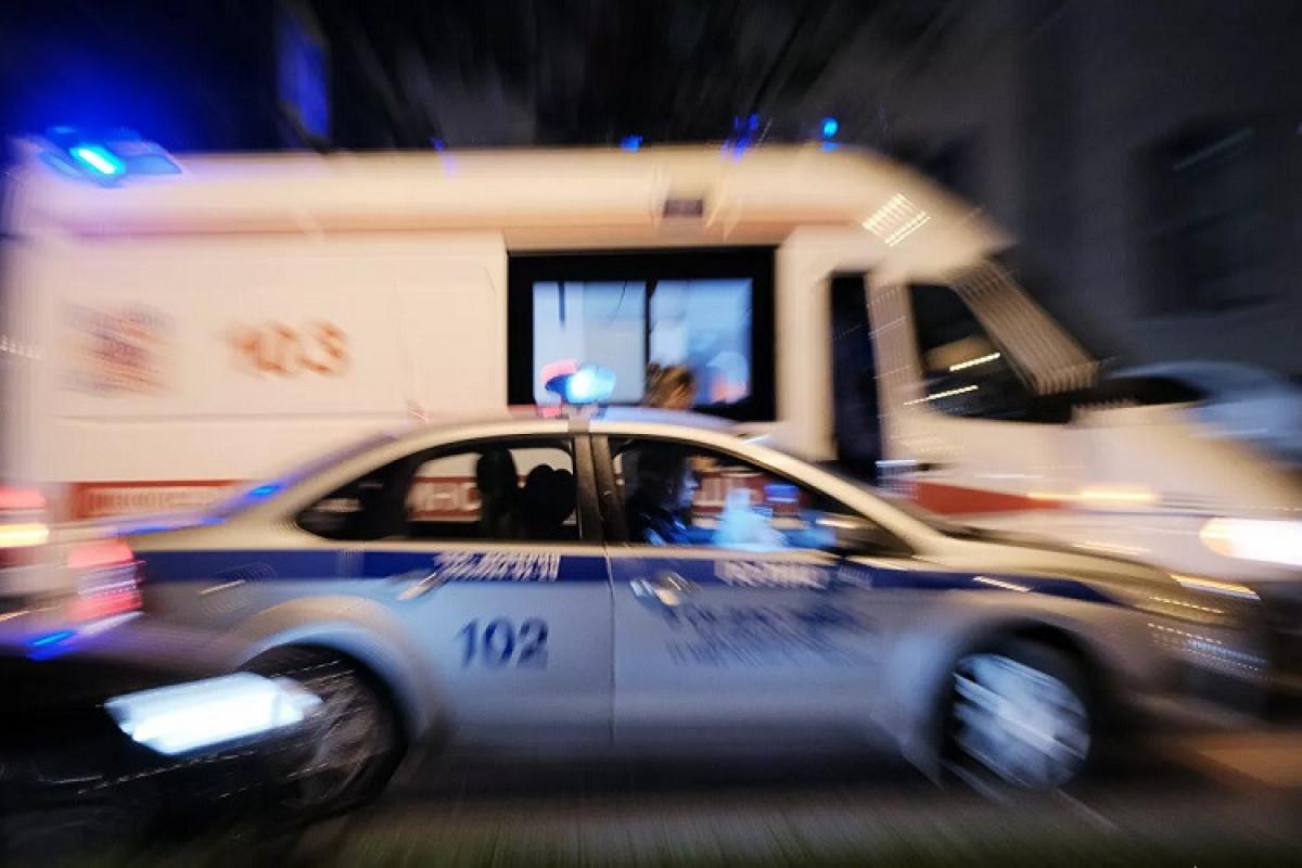 Rusiyada mikroavtobus yük maşını ilə toqquşub, ölənlər var