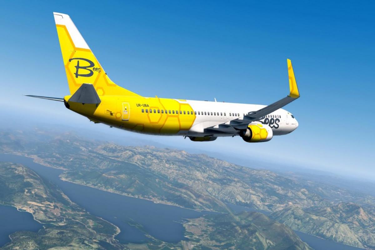 Odessa-Gəncə aviareysinə biletin minimal qiyməti açıqlanıb