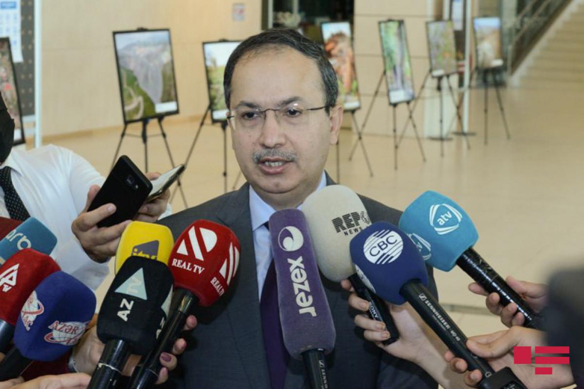 Pakistani Ambassador to Azerbaijan Bilal Hayee