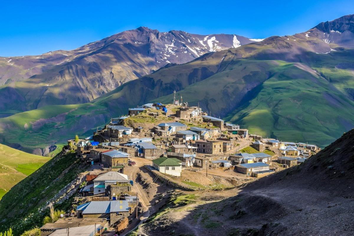 Хыналыг номинирован на звание «Лучшее туристическое село»