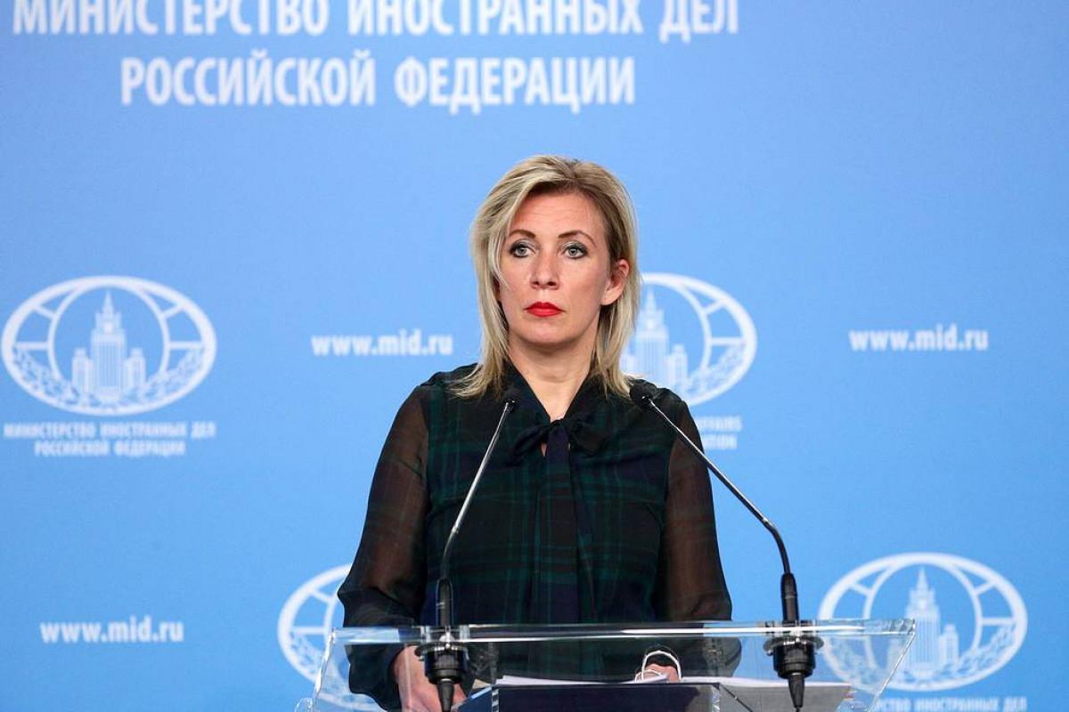 Захарова: РФ не оставит без внимания заявление Турции о непризнании выборов в Госдуму в Крыму