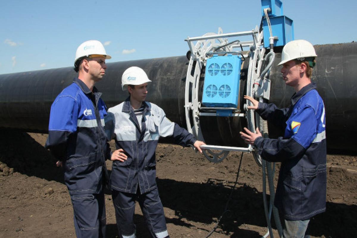 «Газпром» приостановит транспортировку газа по «Силе Сибири» в Китай