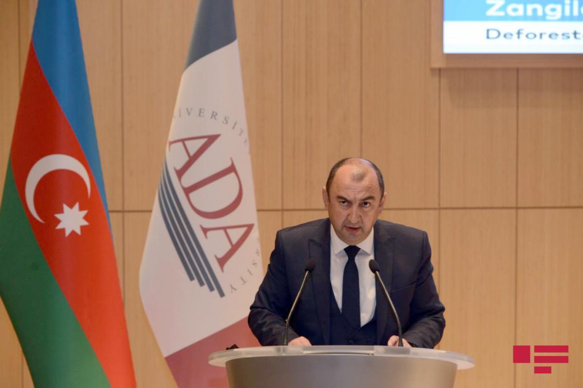 Замминистра: Используются все возможности для начала переговоров с Арменией по трансграничным рекам