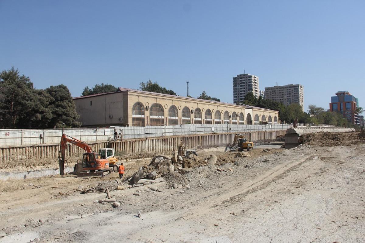 Начато строительство новой станции метро