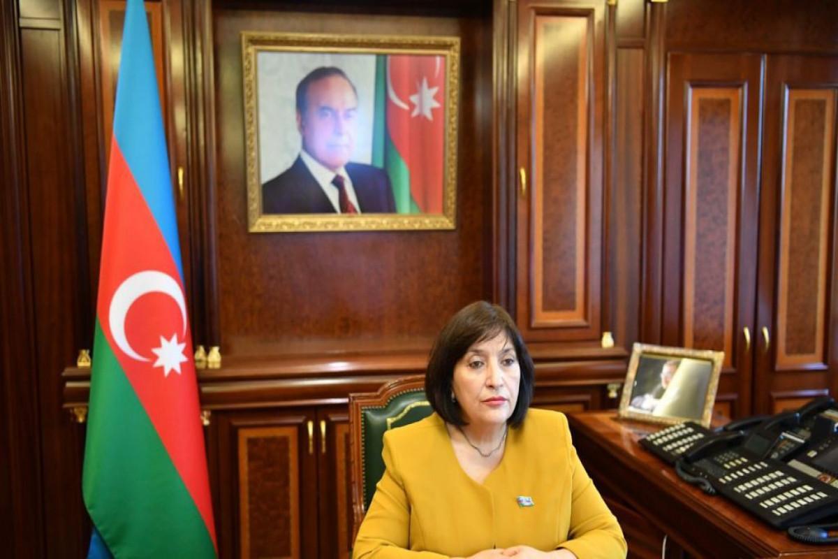 Спикер ММ: Одним из важных приоритетов является предоставление полной информации международной общественности о том, что совершила Армения