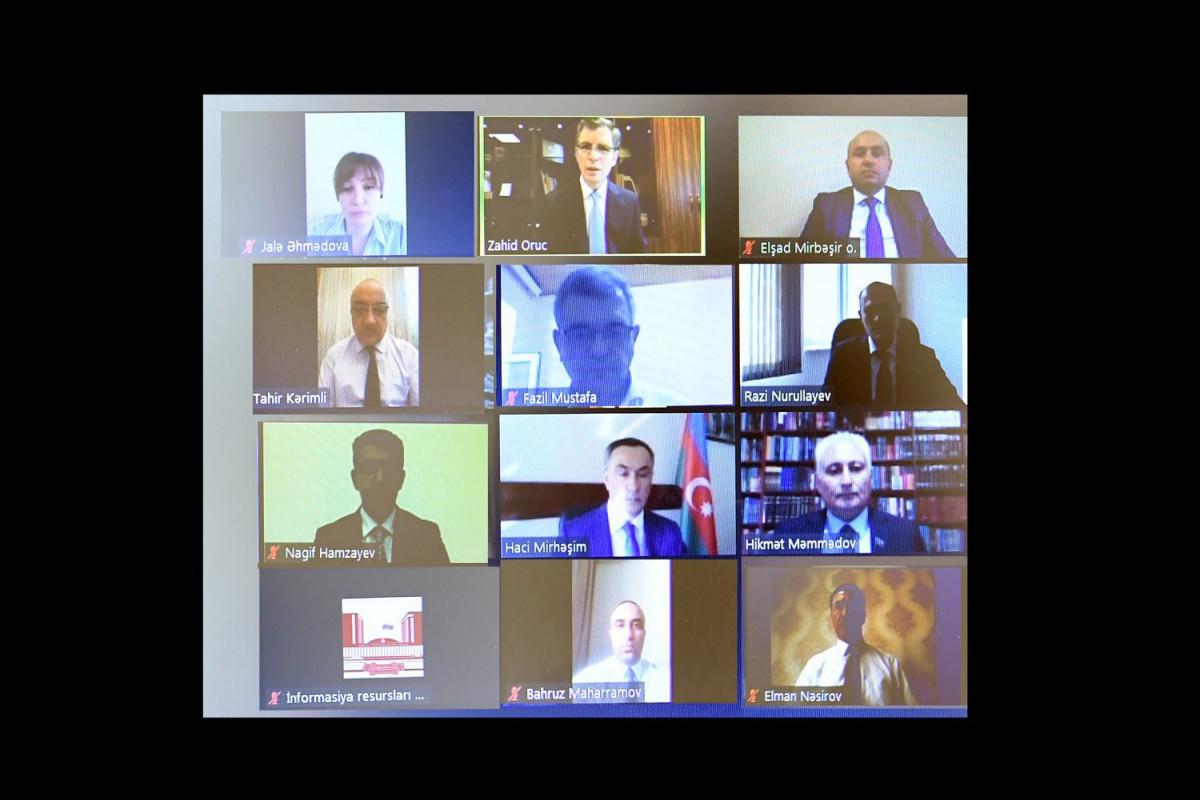 В ММ пройдут слушания по рассмотрению преступлений Армении в международных инстанциях