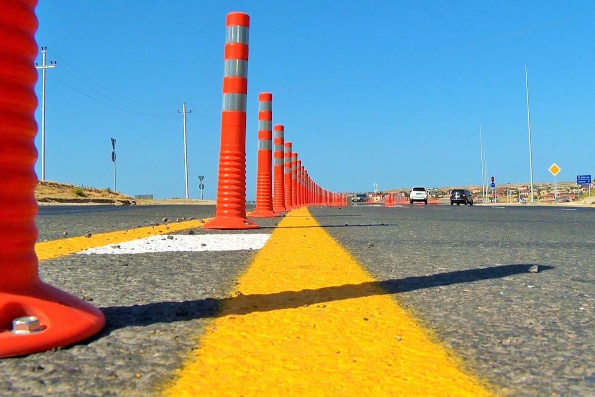 Движение на одной из дорог Баку будет ограничено
