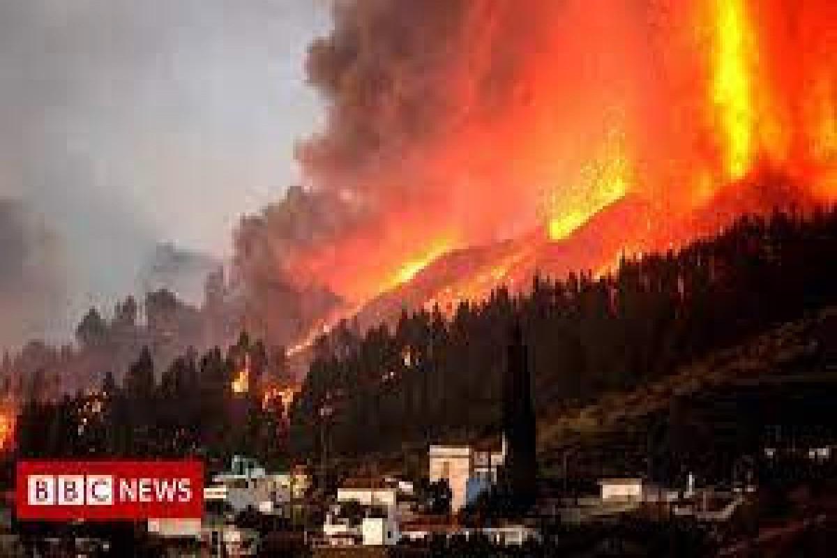 Hundreds more evacuated as La Palma lava nears sea