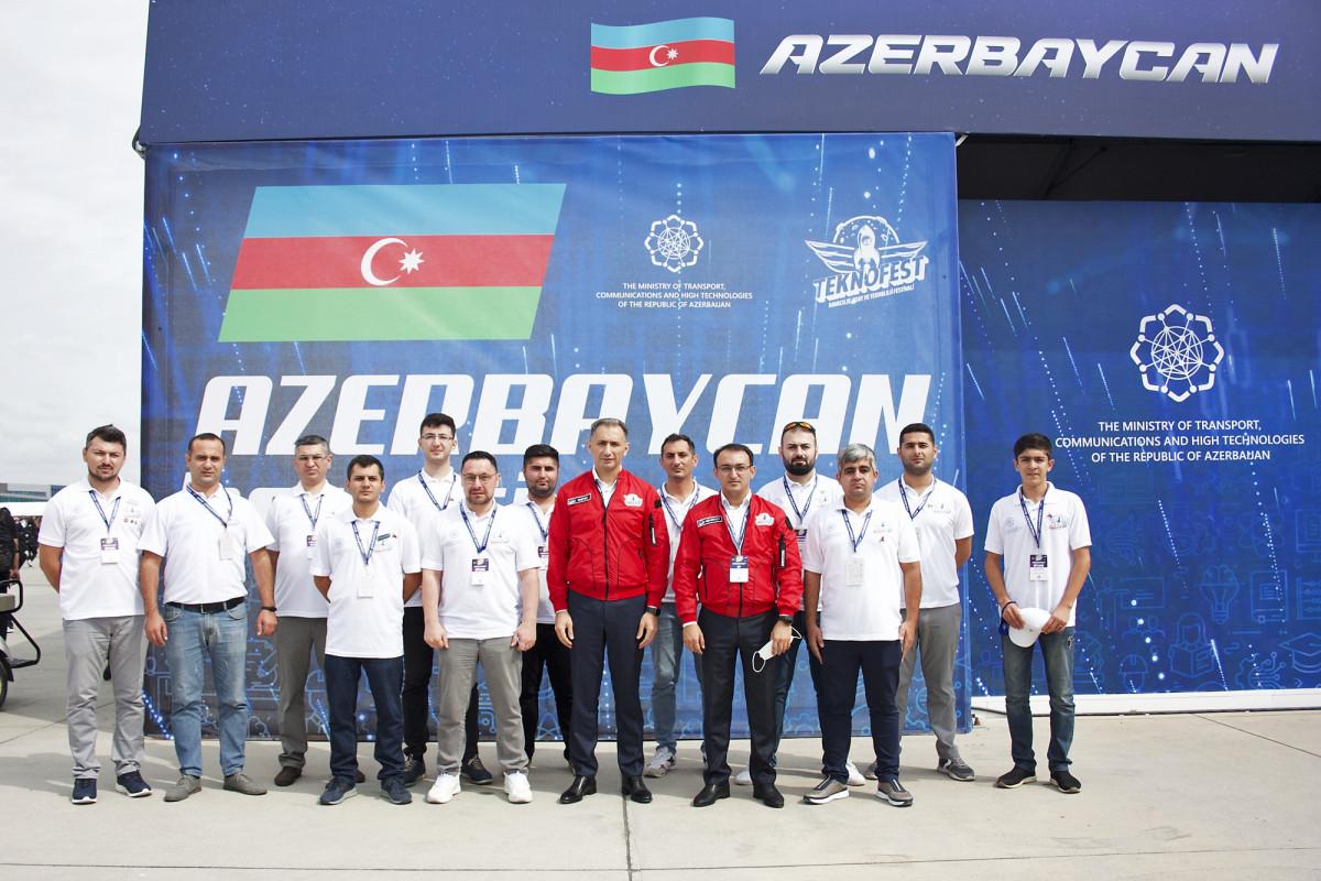 """Azərbaycan """"Teknofest""""də 11 startapla təmsil olunur"""