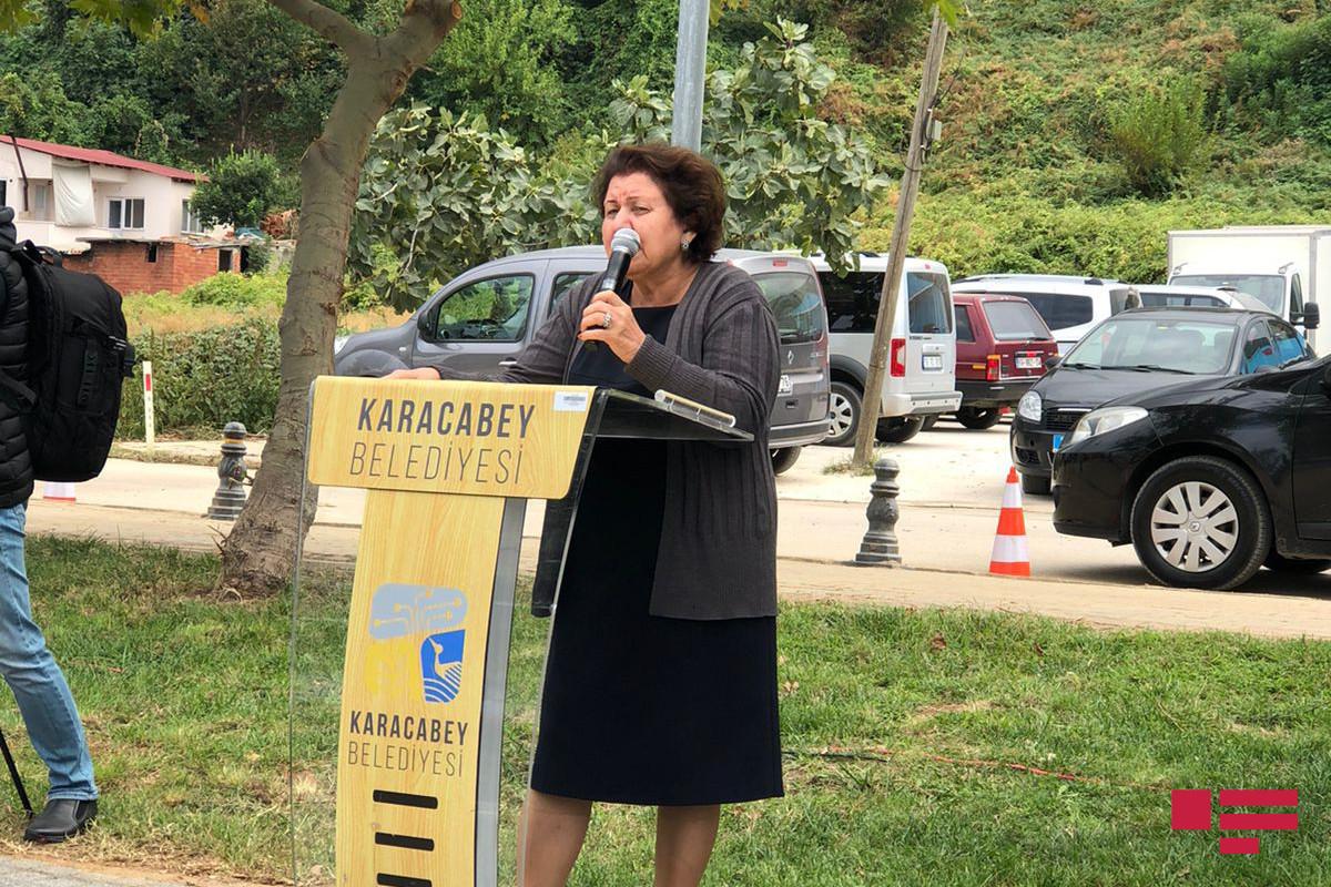В Турции состоялось открытие парка имени Национального Героя Ширина Мирзоева – ФОТО