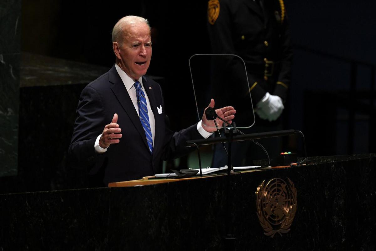 Biden pledges $10 billion to fight global hunger