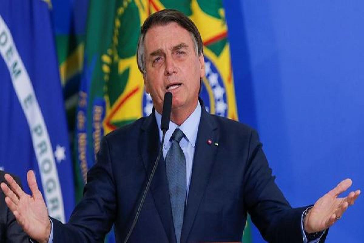 Bolsonaro BMT-də COVID pasportlarının tətbiqinə qarşı çıxış edib