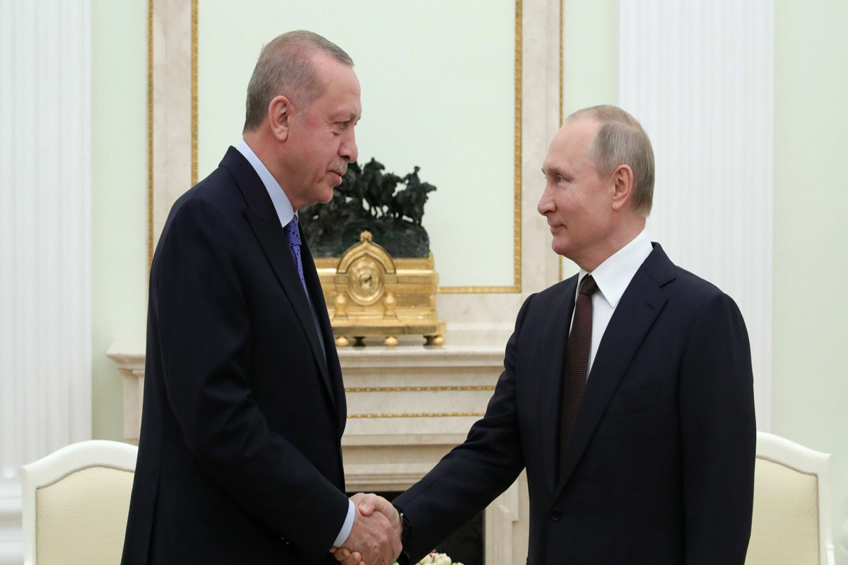 В Кремле подтвердили подготовку визита Эрдогана в Россию
