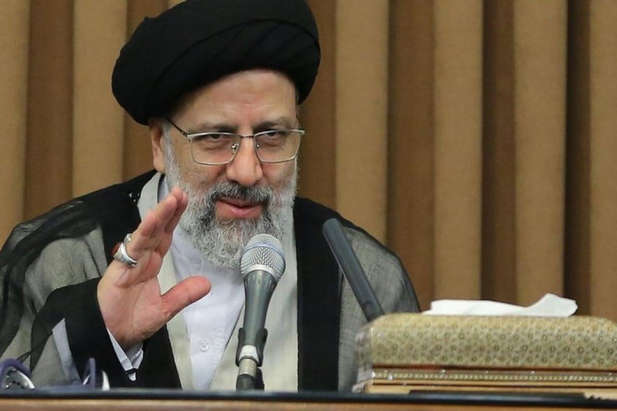 """İran prezidenti: """"Tehran nüvə sazişi üzrə danışıqların sanksiyaların ləğvinə səbəb olacağını gözləyir"""""""