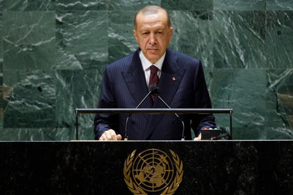 Эрдоган: Турция придает большое значение защите территориальной целостности Украины