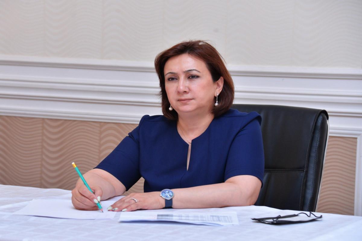 """Mehriban Vəliyeva: """"Direktorlar tədris prosesini növbəli şəkildə qura bilərlər"""""""
