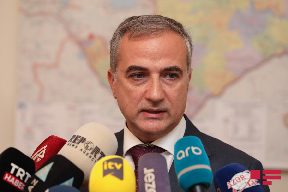 """Farid Shafiyev: """"We will conduct discussions with heads of Iranian and Turkish investigation centers"""""""