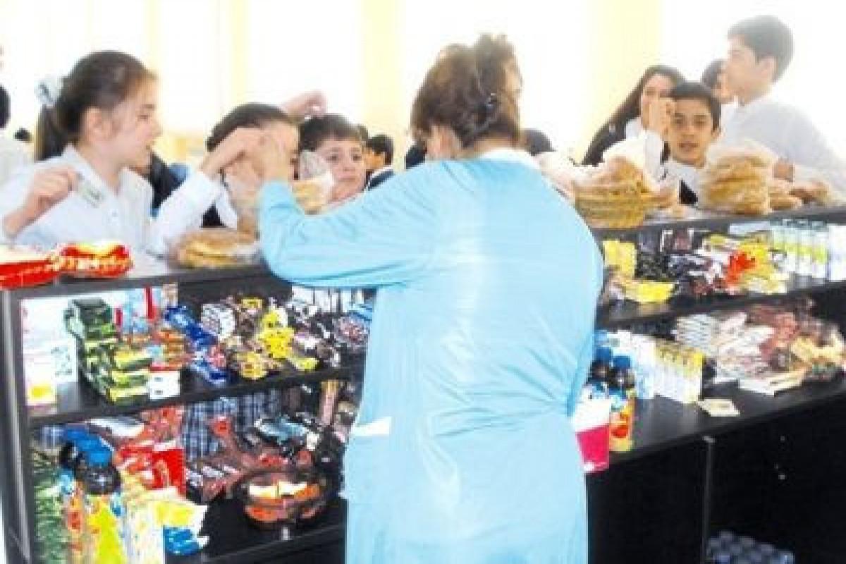 Определены требования к буфетам в учебных заведениях