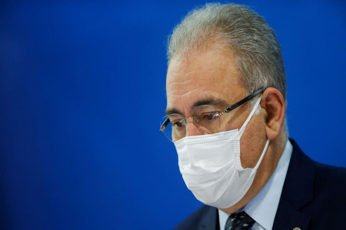 Brazilian health minister tests positive for Covid-19 while in New York for UN meeting