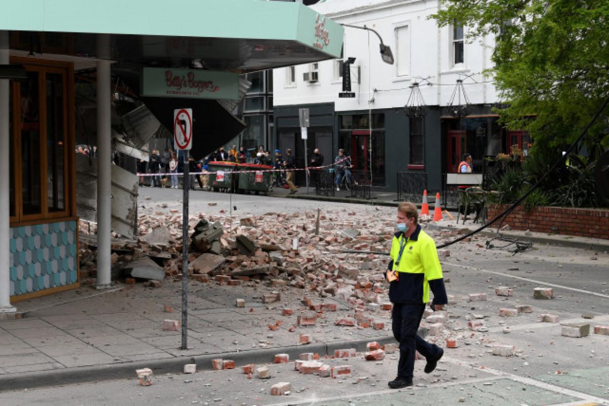 Magnitude 6.0 earthquake strikes near Melbourne, tremors rattle southeast Australia
