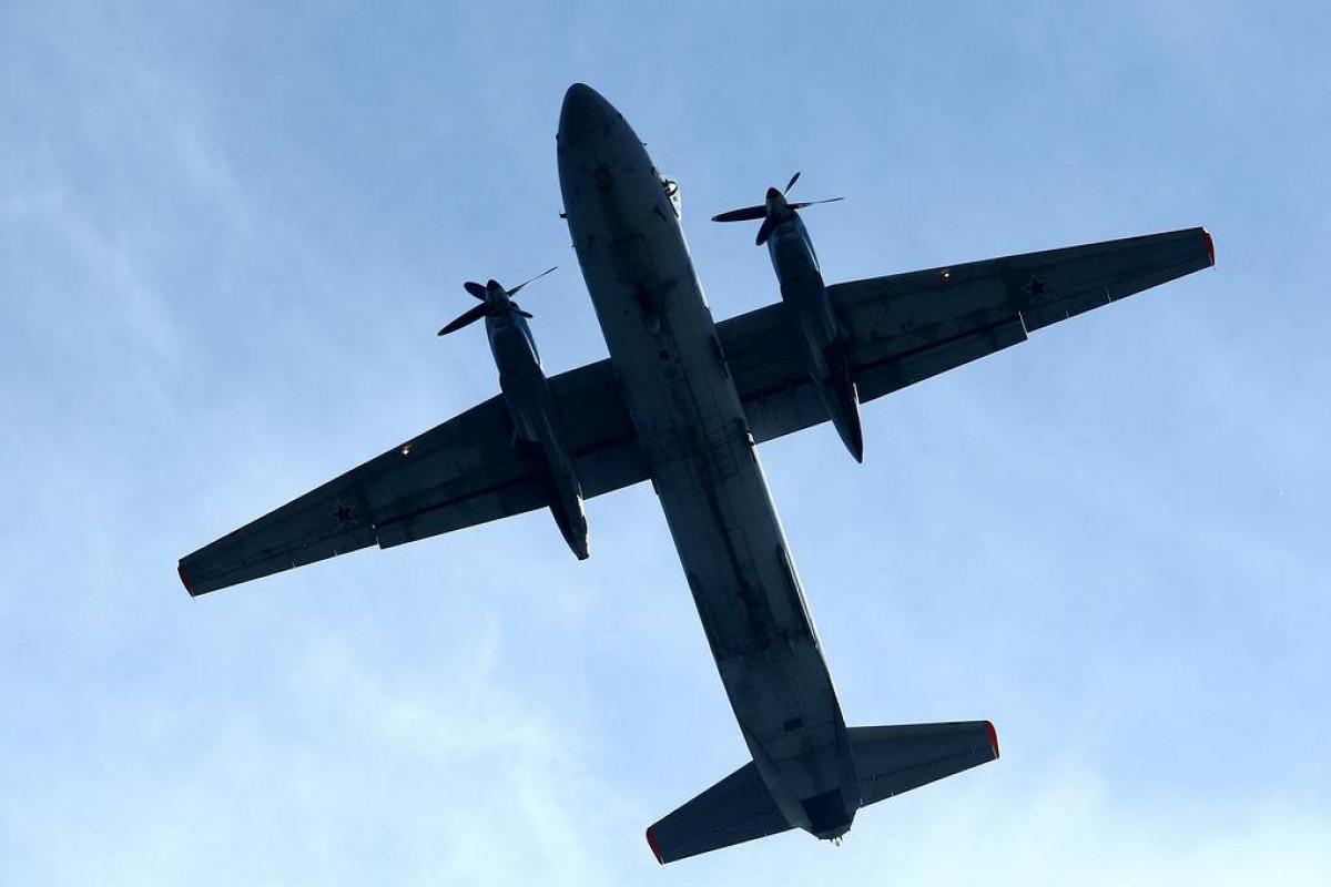 В России самолет Ан-26 пропал с радаров