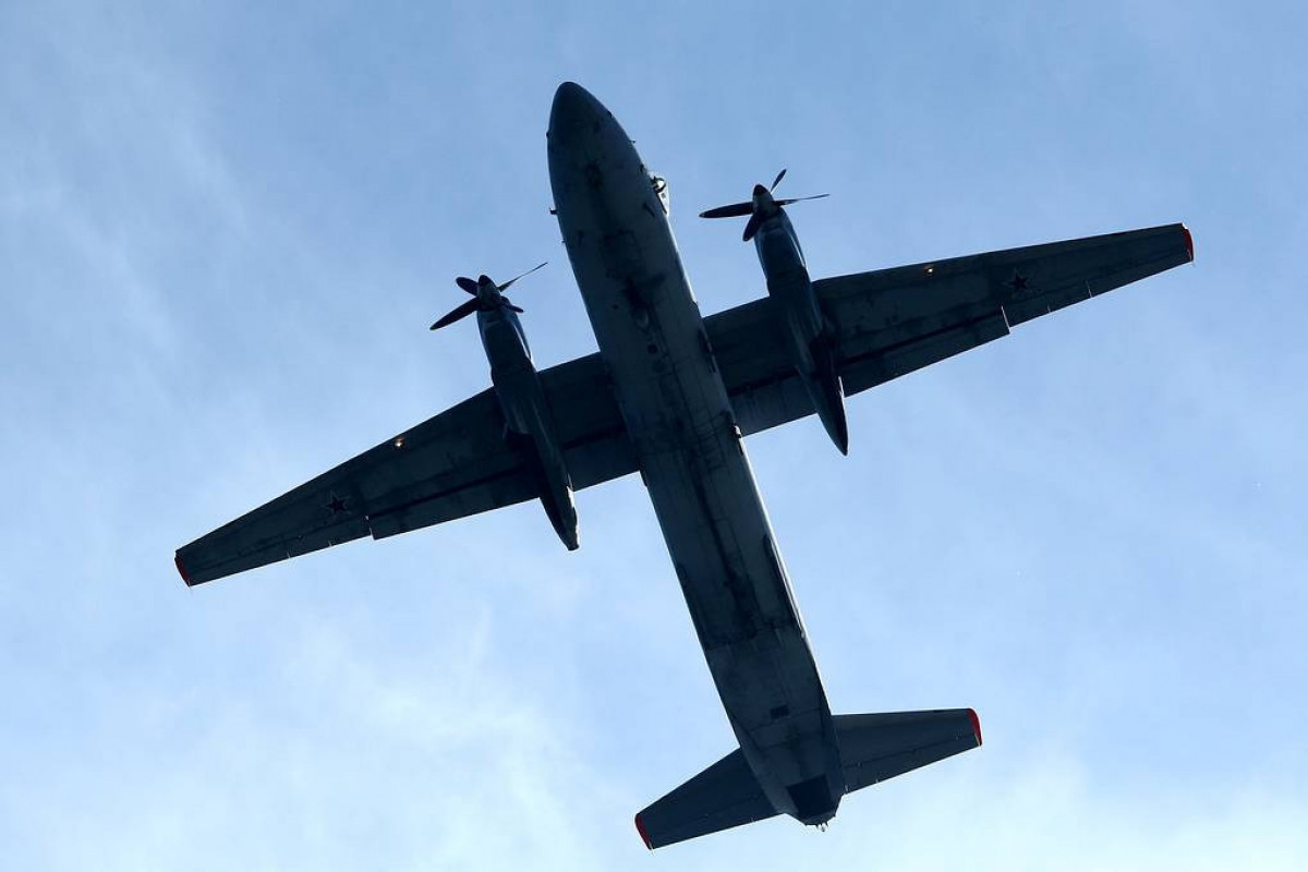Antonov An-26 aircraft disappeared from flight radars in Russia