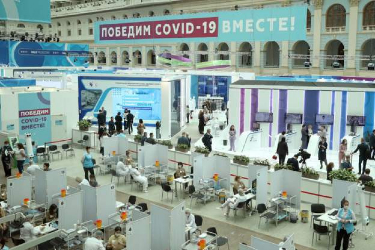 Almost 40m now fully vaccinated in Russia